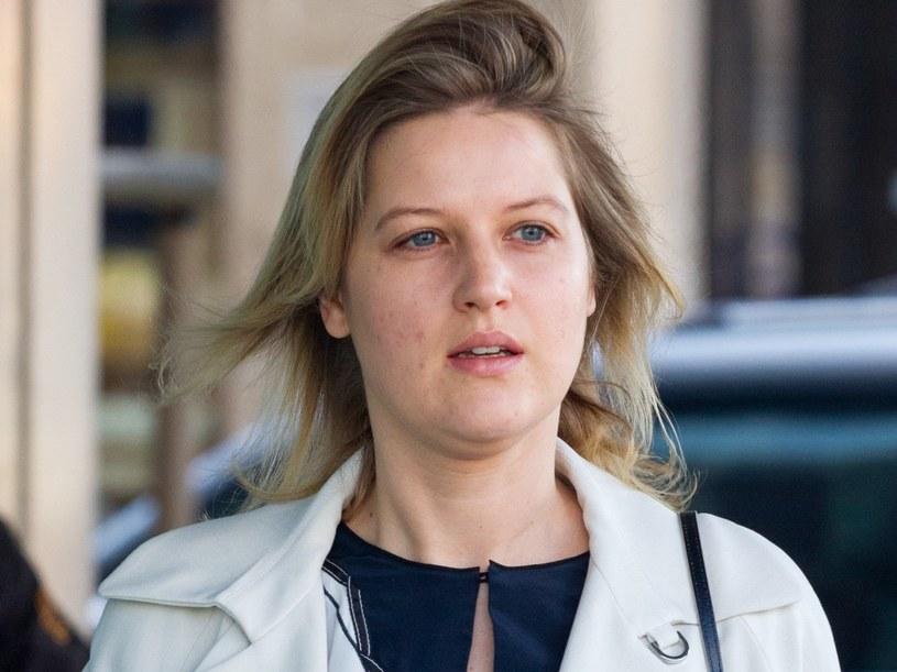 Aleksandra Domańska przyznała, że zmaga się z problemami skórnymi /Paweł Wisniewski /East News
