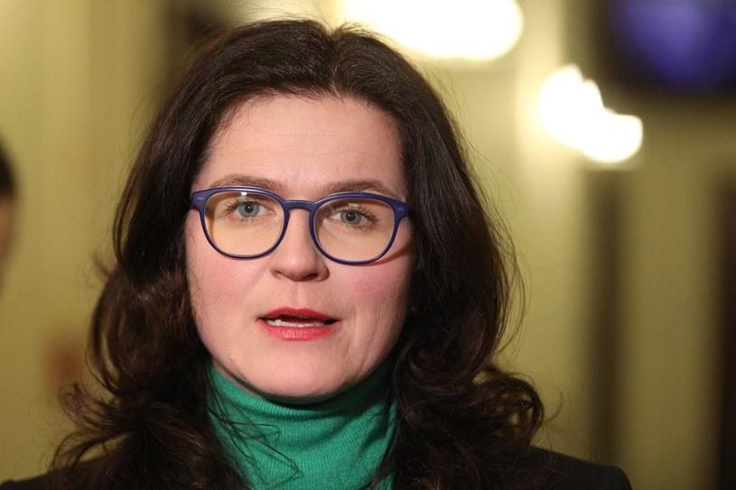 Aleksandra Dulkiewicz: Sugestie, że Gdańsk chce naruszyć godność ofiar wojny są nieprawdziwe /Fot. Tomasz Jastrzębowski /Reporter
