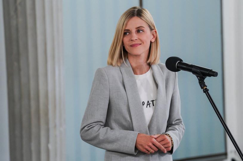 Aleksandra Gajewska /Jacek Domiński /Reporter