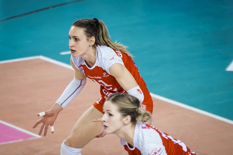 Aleksandra Gromadowska /Aleksandra Krzeminska/ 400mm.pl /Newspix