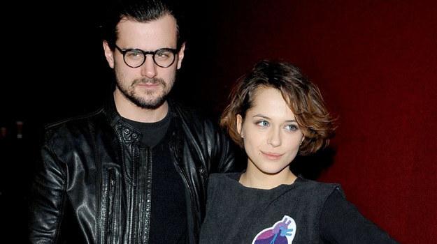 Aleksandra Hamkało i Antoni Pawlicki stoją przed szansą zdobycie ogromnej popularności, bo na zapowiadany jako walentynkowy hit film z pewnością wybiorą się tysiące widzów /Agencja W. Impact