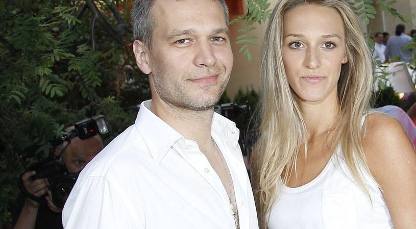 Aleksandra i Michał Żebrowscy /AKPA