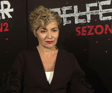 """Aleksandra Konieczna: """"Belfer"""" to film w odcinkach"""