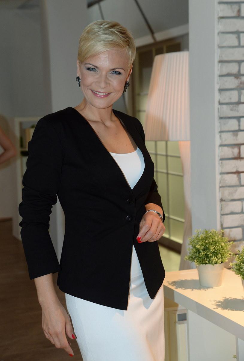 Aleksandra Kostka nominowana w kategorii prezenter pogody /Bauer
