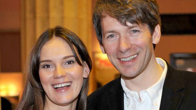 Aleksandra Nieśpielak i Maciej Kubiak są małżeństwem od ponad 10 lat /Agencja W. Impact