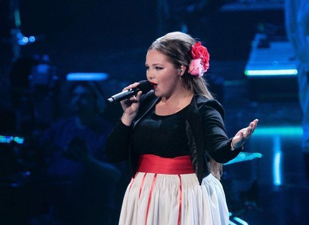 Aleksandra Nizio na scenie - fot. Adam Jankowski /Reporter