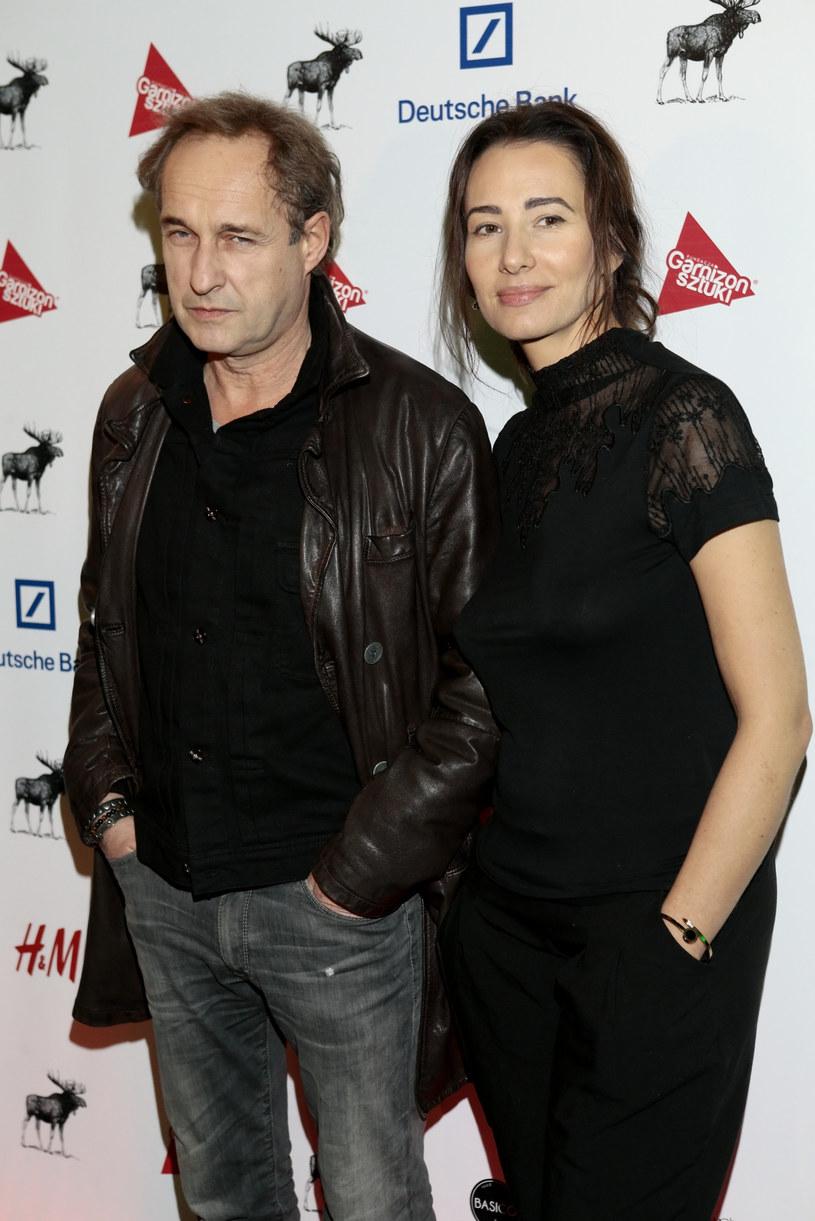 Aleksandra Popławska i Marek Kalita /Jankowski /Reporter