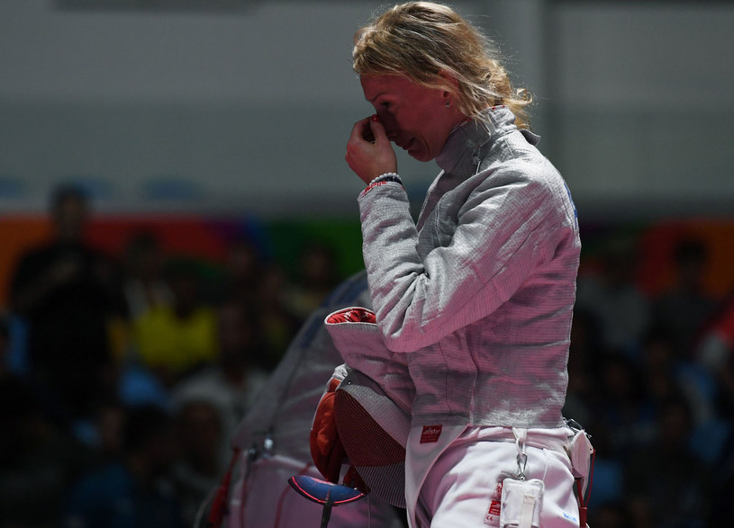 Aleksandra Socha w Rio /Kirill Kudryavtsev /East News