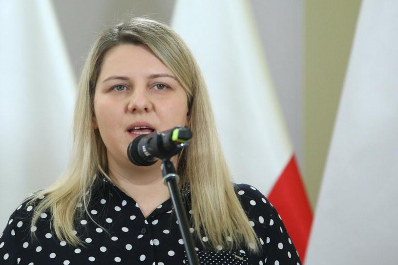 Aleksandra Szczudło /Tomasz Jastrzebowski/REPORTER /East News