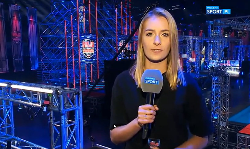 Aleksandra Szutenberg /Polsat Sport