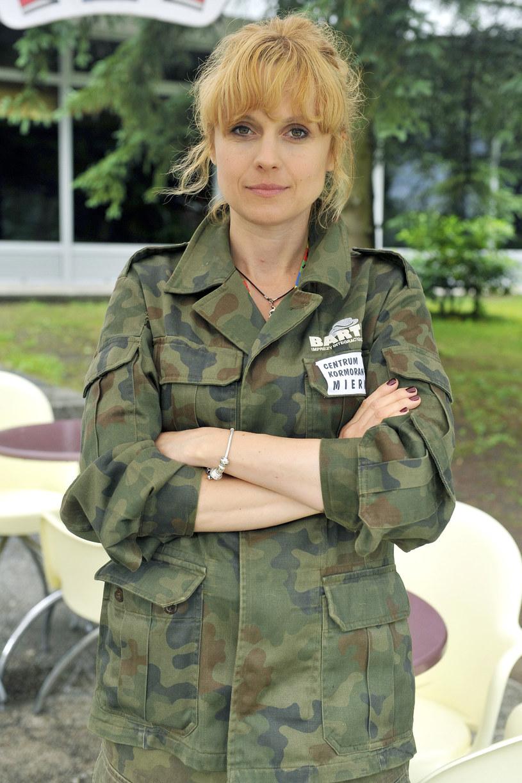Aleksandra to twarda kobieta! /Mieszko Pietka /AKPA
