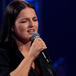 """Aleksandra Tocka podczas nokautu w """"The Voice of Poland"""". Hyży miał łzy w oczach"""