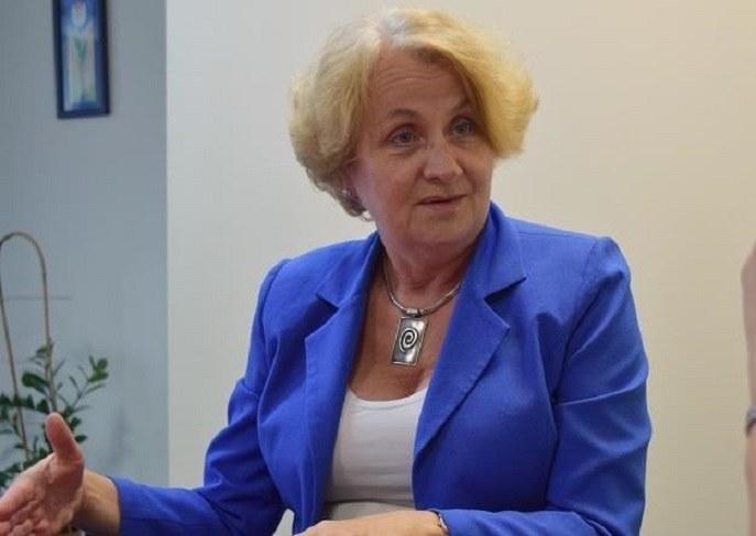 Aleksandra Wiktorow, była prezes ZUS /materiały prasowe