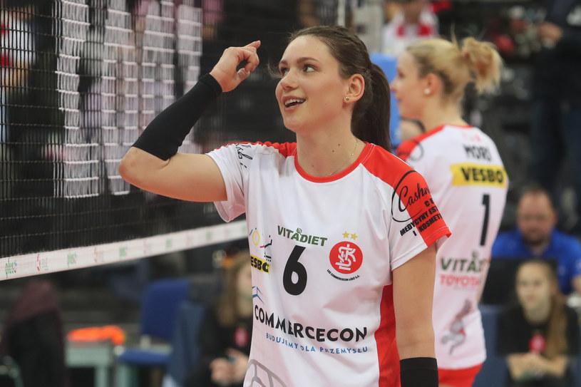 Aleksandra Wójcik /Fot. Marian Zubrzycki /Newspix