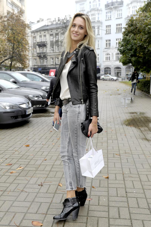 Aleksandra Żebrowska /Niemiec /AKPA