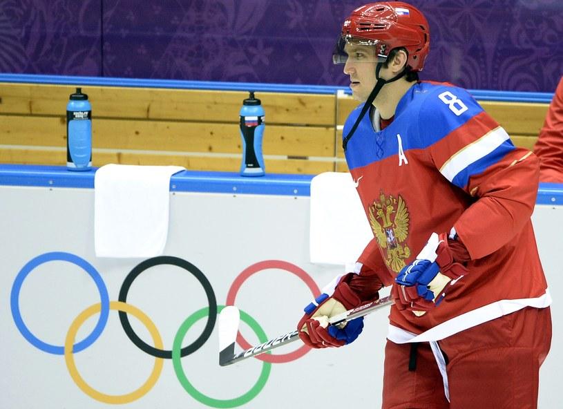 Aleksandrowi Owieczkinowi igrzyska w Soczi nie wyszły, ale powetował sobie je, zdobywając mistrzostwo świata na turnieju w Mińsku. /AFP