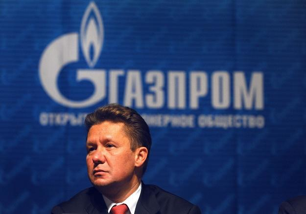 Aleksiej Miller, prezes Gazpromu /AFP