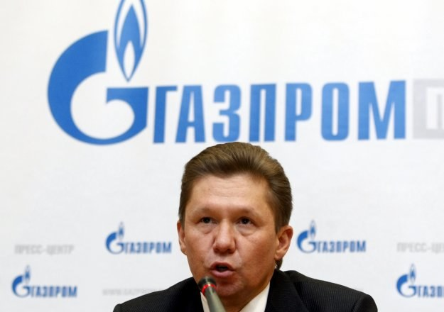 Aleksiej Miller, szef Gazpromu /AFP