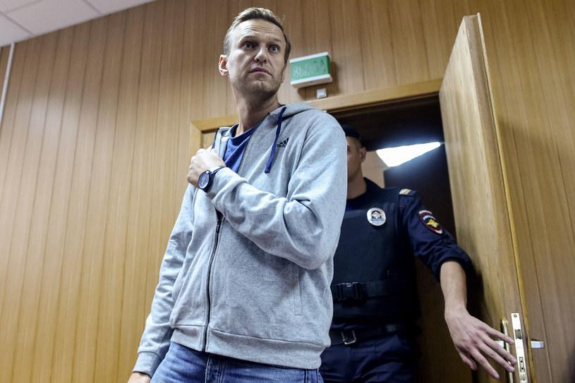 Aleksiej Nawalny (arch.) /AFP