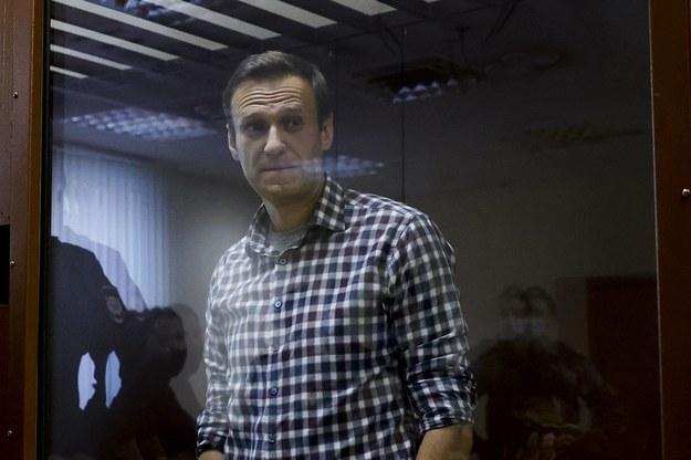Aleksiej Nawalny na zdjęciu z 20 lutego /Sefa Karacan/Anadolu Agency /PAP/Abaca