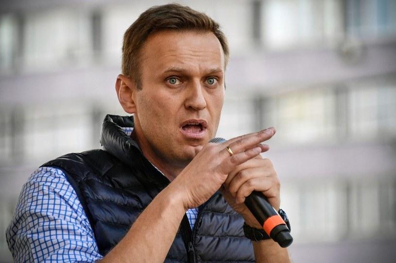 Aleksiej Nawalny trafił do kolonii karnej /AFP
