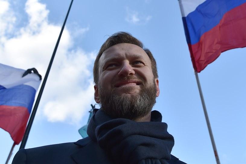Aleksiej Nawalny /PAP