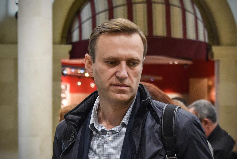 Aleksiej Nawalny /VASILY MAXIMOV /AFP