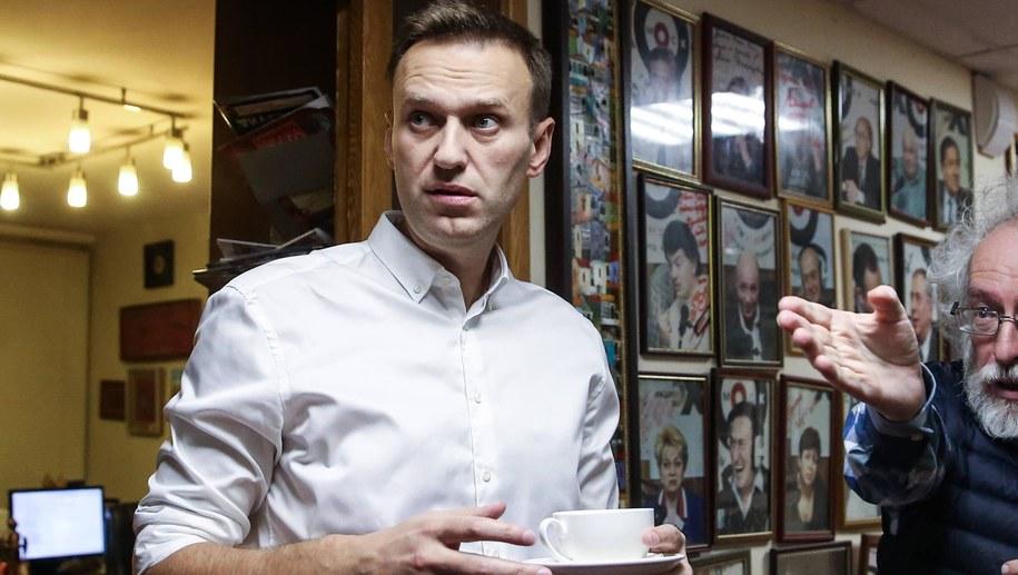 Aleksiej Nawalny /Sergei Fadeichev /PAP/ITAR-TASS