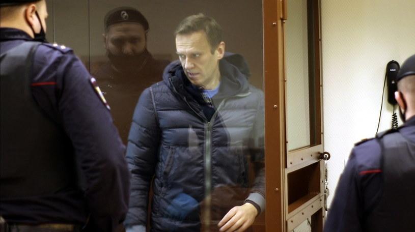 Aleksiej Nawalny /EPA/BABUSHKINSKY DISTRICT COURT PRES /PAP