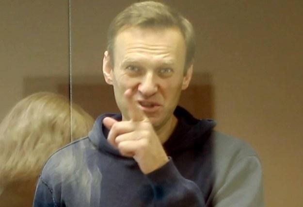 Aleksiej Nawalny /Press Office of Moscow's Babushk /PAP/EPA