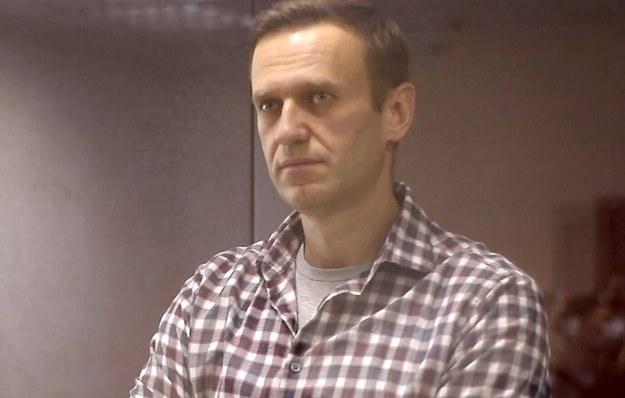 Aleksiej Nawalny /MOSCOW CITY COURT PRESS SERVICE /PAP/EPA
