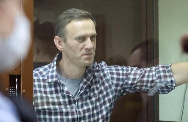 Aleksiej Nawalny /Vladimir Gerdo /PAP/EPA