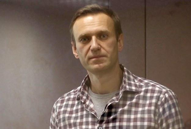 Aleksiej Nawalny /Moscow City Court /PAP/ITAR-TASS