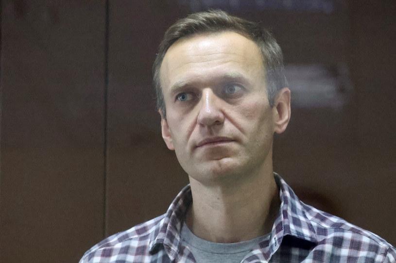 Aleksiej Nawalny /Vladimir Gerdo\TASS  /Agencja FORUM