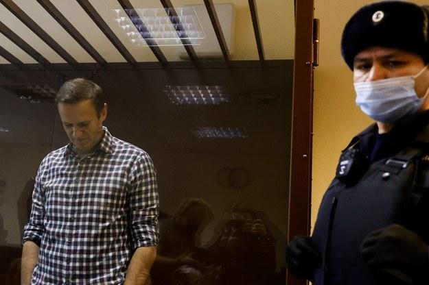 Aleksiej Nawalny /AA/ABACA /PAP/EPA