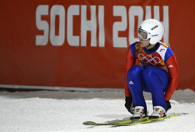 Aleksiej Romaszow dwukrotnie wystąpił w czasie igrzysk olimpijskich /PIERRE-PHILIPPE MARCOU /AFP