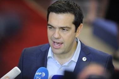 """Aleksis Cipras broni porozumienia z wierzycielami: """"Pomoże Grecji stanąć na nogi"""""""