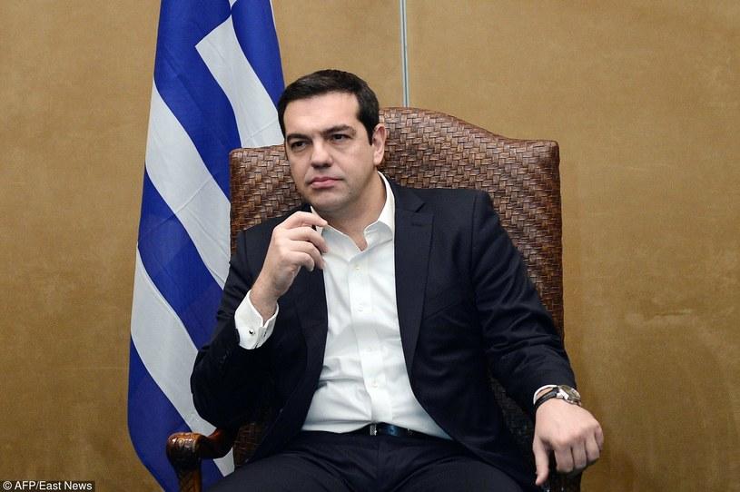 Aleksis Cipras /LOUISA GOULIAMAKI /East News