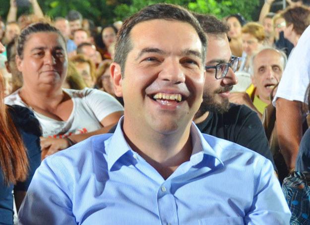 Aleksis Tsipras /Kyodo/FOTOLINK /East News