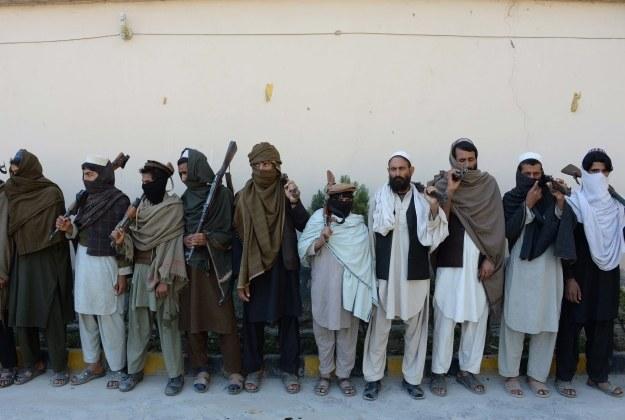 Alemarah miała pomóc w zjednoczeniu się Talibów /AFP
