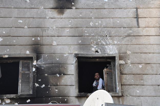 Aleppo, 25 lipca 2012 /AFP