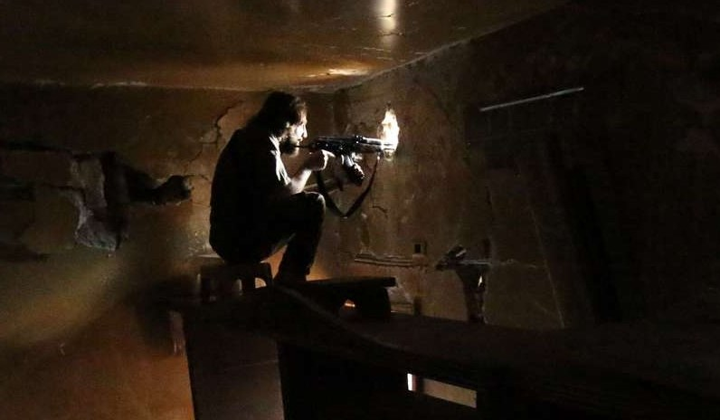 Aleppo, Syria /AFP