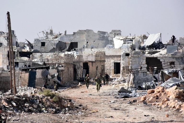 Aleppo, zdj. ilustracyjne /AFP
