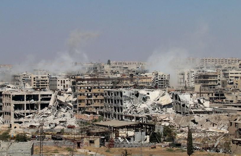 Aleppo /GEORGE OURFALIAN  /AFP