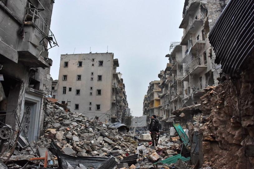 Aleppo /GEORGE OURFALIAN / AFP /AFP