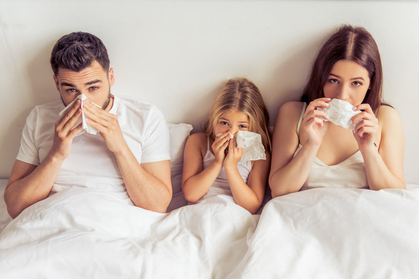 Alergia jest powszechną chorobą cywilizacyjną /123RF/PICSEL