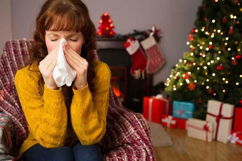 Alergia na choinkę zdarza się częściej niż myślisz /123RF/PICSEL