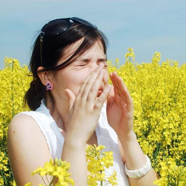 Alergia sezonowa /© Photogenica