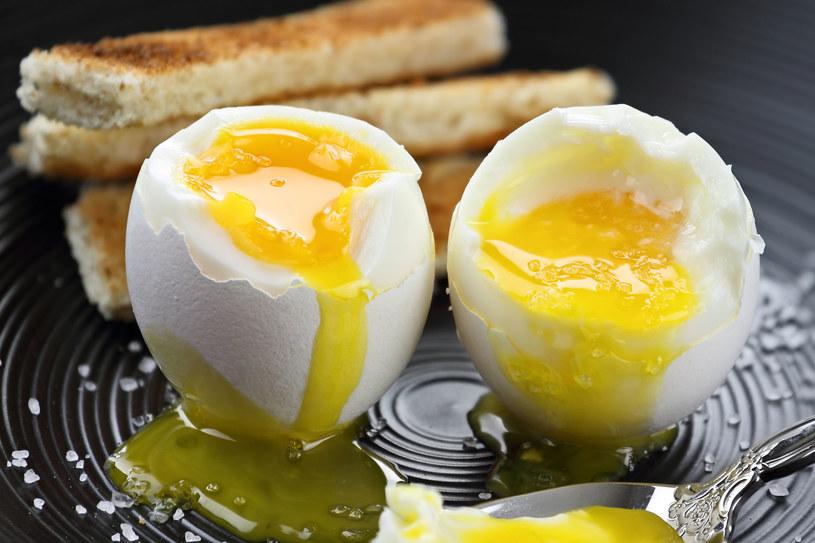 Alergię na jajka można wyleczyć /123RF/PICSEL