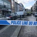 Alert antyterrorystyczny w Irlandii Płn. W tle kradzieże vanów
